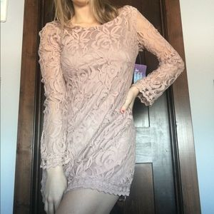 NWT Lace Cocktail Dress!